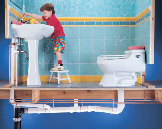 domestic home house plumbing beond plumbing plumber melbourne